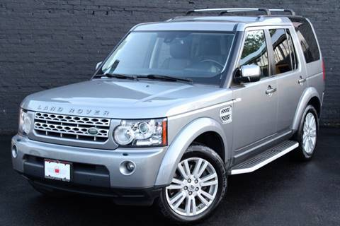 2012 Land Rover LR4 for sale at Kings Point Auto in Great Neck NY