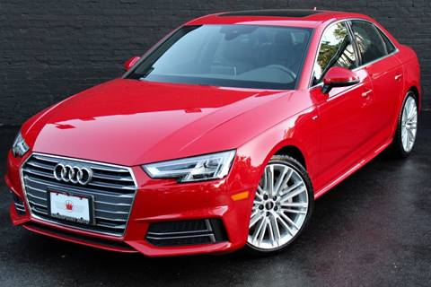 2017 Audi A4 for sale at Kings Point Auto in Great Neck NY