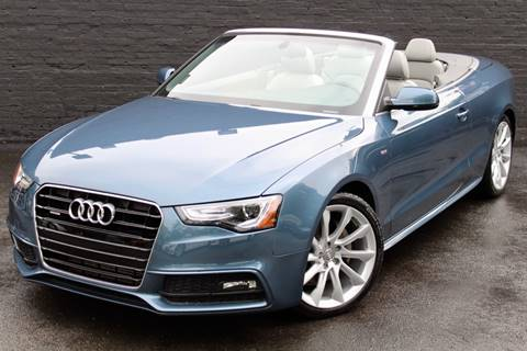 2015 Audi A5 for sale at Kings Point Auto in Great Neck NY