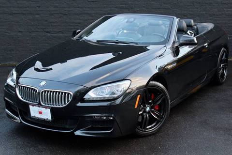 2014 BMW 6 Series for sale at Kings Point Auto in Great Neck NY