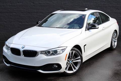 2015 BMW 4 Series for sale at Kings Point Auto in Great Neck NY