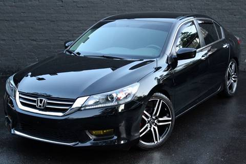 2015 Honda Accord for sale at Kings Point Auto in Great Neck NY