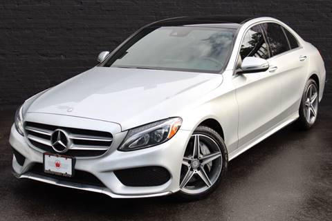 2016 Mercedes-Benz C-Class for sale at Kings Point Auto in Great Neck NY