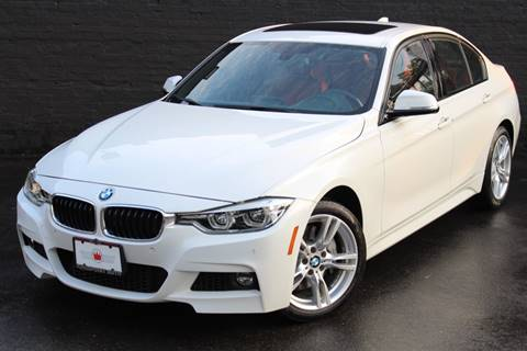 2016 BMW 3 Series for sale at Kings Point Auto in Great Neck NY