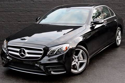 2017 Mercedes-Benz E-Class for sale at Kings Point Auto in Great Neck NY