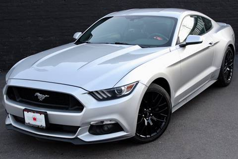2015 Ford Mustang for sale at Kings Point Auto in Great Neck NY