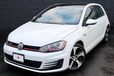 2017 Volkswagen Golf GTI for sale at Kings Point Auto in Great Neck NY