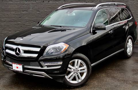 2013 Mercedes-Benz GL-Class for sale at Kings Point Auto in Great Neck NY