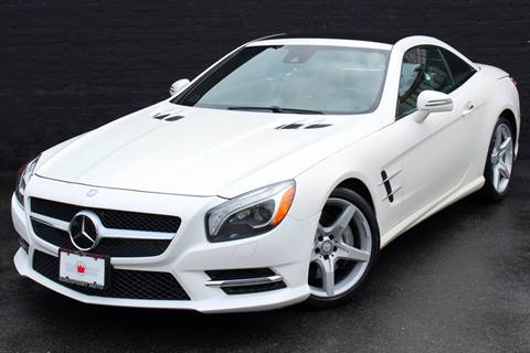 2014 Mercedes-Benz SL-Class for sale at Kings Point Auto in Great Neck NY