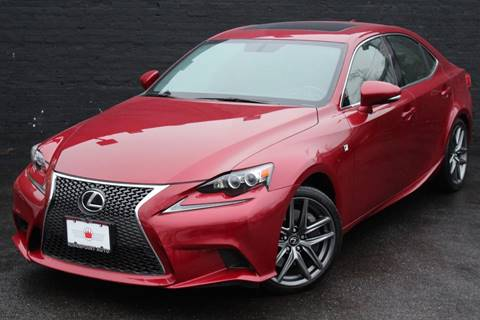 2015 Lexus IS 350 for sale at Kings Point Auto in Great Neck NY