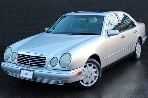1999 Mercedes-Benz E-Class for sale at Kings Point Auto in Great Neck NY