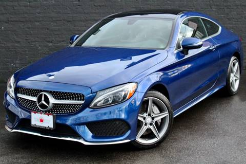 2017 Mercedes-Benz C-Class for sale at Kings Point Auto in Great Neck NY