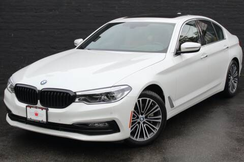 2017 BMW 5 Series for sale at Kings Point Auto in Great Neck NY