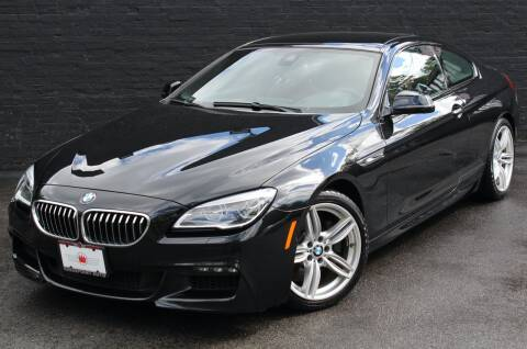 2016 BMW 6 Series for sale at Kings Point Auto in Great Neck NY