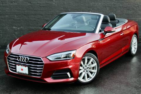2018 Audi A5 for sale at Kings Point Auto in Great Neck NY