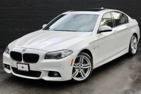 2016 BMW 5 Series for sale at Kings Point Auto in Great Neck NY