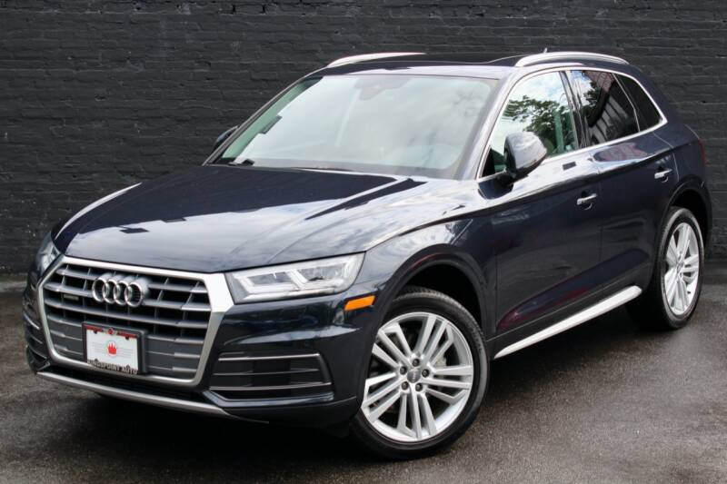 2018 Audi Q5 for sale at Kings Point Auto in Great Neck NY