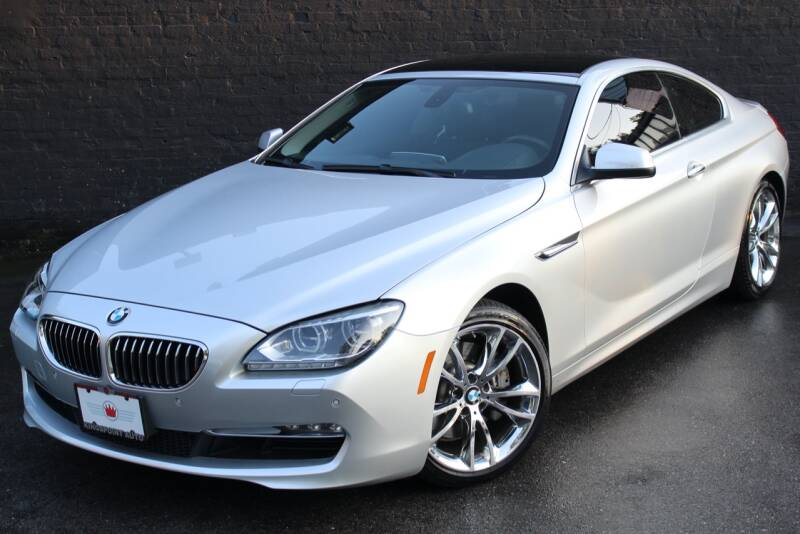 2012 BMW 6 Series for sale at Kings Point Auto in Great Neck NY