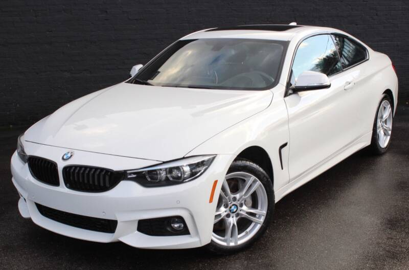 2018 BMW 4 Series for sale at Kings Point Auto in Great Neck NY