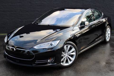 2015 Tesla Model S for sale at Kings Point Auto in Great Neck NY