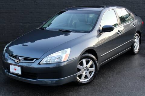 2005 Honda Accord for sale at Kings Point Auto in Great Neck NY
