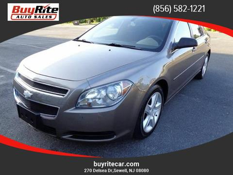 2012 Chevrolet Malibu for sale in Sewell, NJ