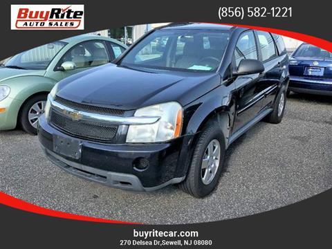 2007 Chevrolet Equinox for sale in Sewell NJ