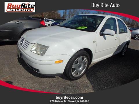 2000 Volkswagen Jetta for sale in Sewell NJ