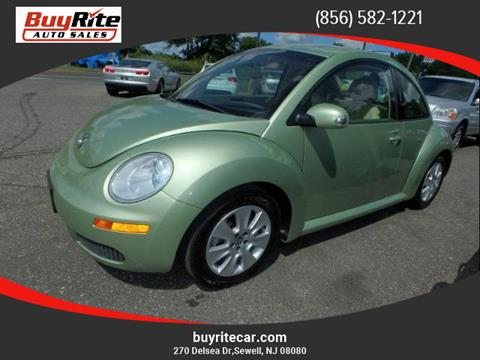 2009 Volkswagen New Beetle for sale in Sewell, NJ