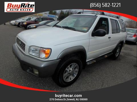 2001 Nissan Pathfinder for sale in Sewell NJ