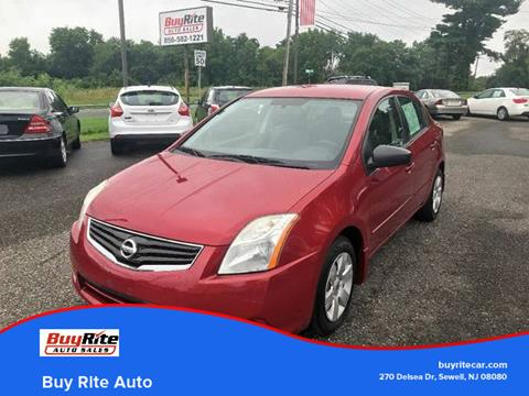 2010 Nissan Sentra for sale in Sewell NJ