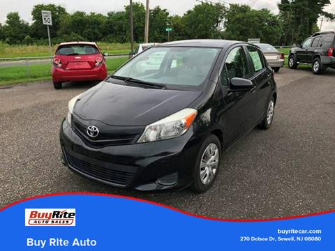 2012 Toyota Yaris for sale in Sewell NJ