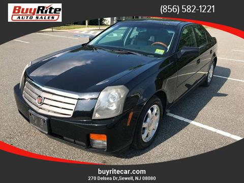 2004 Cadillac CTS for sale in Sewell NJ
