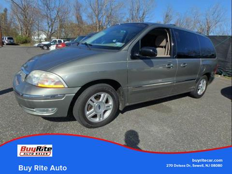 2003 Ford Windstar for sale in Sewell, NJ