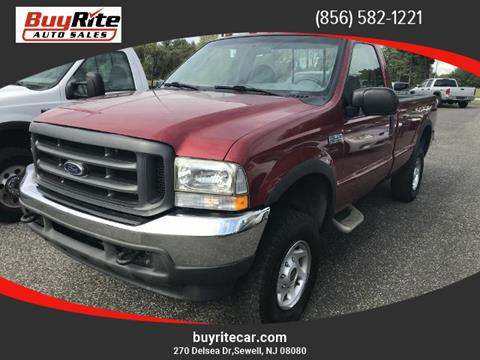 2003 Ford F-250 Super Duty for sale in Sewell NJ