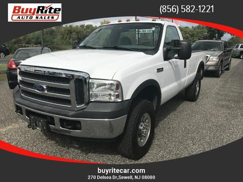 2007 Ford F-250 Super Duty for sale in Sewell, NJ