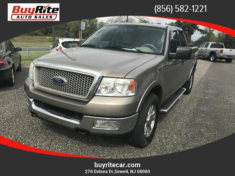 2004 Ford F-150 for sale in Sewell, NJ
