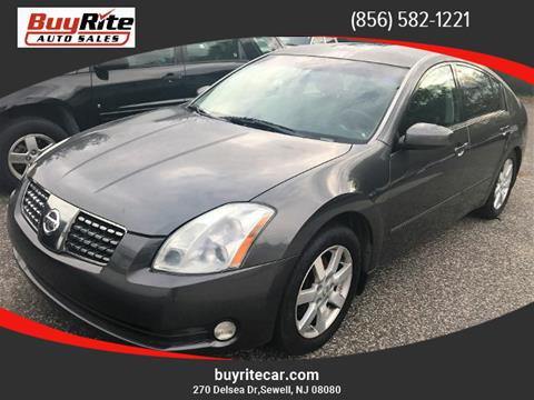 2004 Nissan Maxima for sale in Sewell, NJ