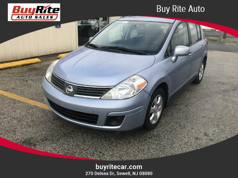 2009 Nissan Versa Sl Hatchback 4d In Sewell Nj Buy Rite Auto Inc