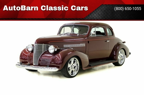 1939 Chevrolet Master Deluxe for sale in Concord, NC