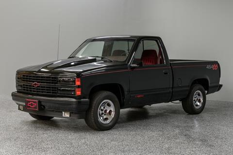 1992 chevy 4x4 short bed