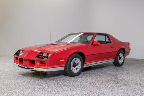 Used 1984 Chevrolet Camaro For Sale Carsforsale Com