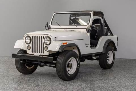 1977 Jeep CJ-5 for sale in Concord, NC