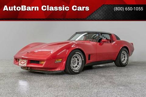 1981 Chevrolet Corvette for sale in Concord, NC
