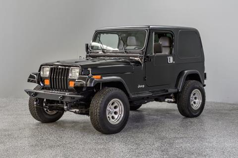 1989 Jeep Wrangler for sale in Concord, NC