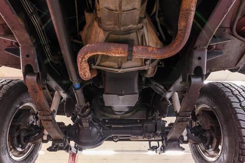 1989 Jeep Wrangler