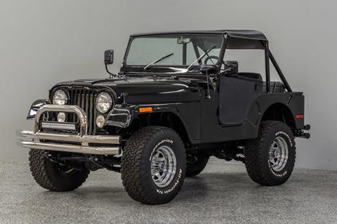 1973 Jeep CJ-5 for sale in Concord, NC