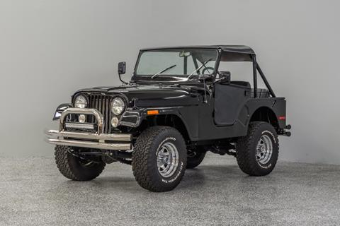 1973 Jeep CJ-5 for sale in Concord, NC