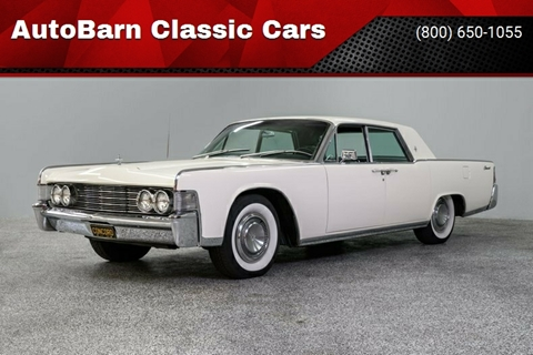 Used 1965 Lincoln Continental For Sale in Utah - Carsforsale.com®