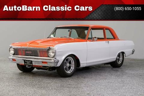 1965 Chevrolet Nova for sale in Concord, NC